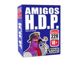 Amigos H.D.P (Hora De Pelear)