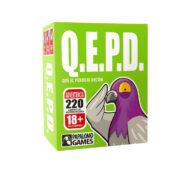 Q.E.P.D. (Que El Pendejo Decida)